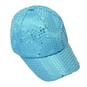 Accessories - DIVA SEQUIN BASEBALL CAP NEW